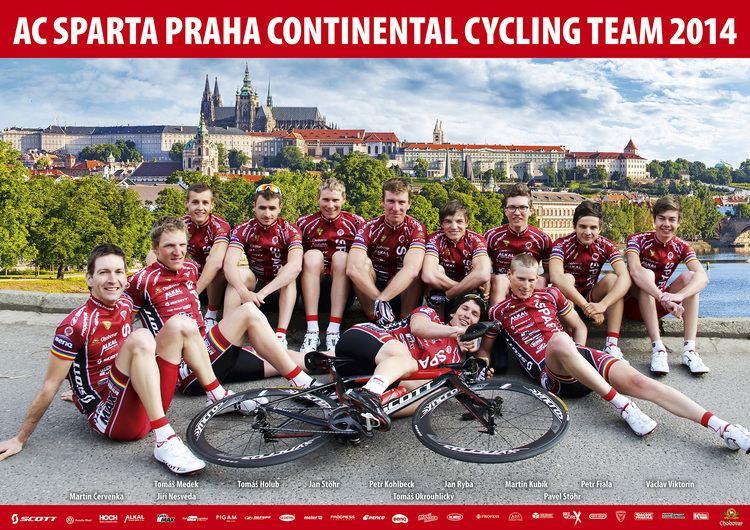 AC Sparta Praha (cycling team) AC Sparta Praha Cycling