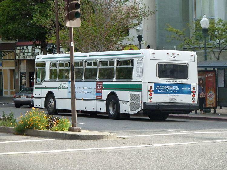AC Transit Bus fight