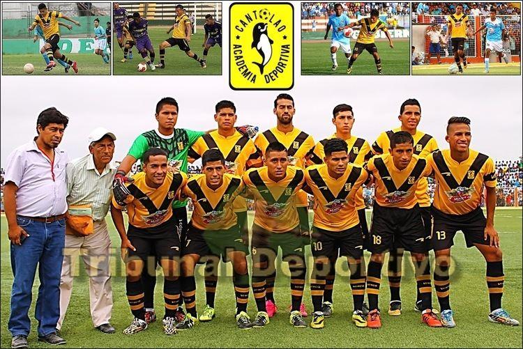 Academia Deportiva Cantolao COPA PER 2015 REPASA LA CAMPAA DE LA ACADEMIA CANTOLAO EN EL AO