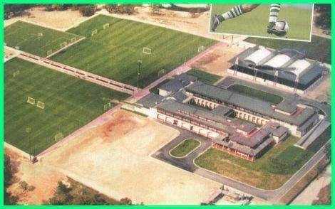 Academia Sporting Sporting Club De Portugal Academia Alcochete The Coach Diary