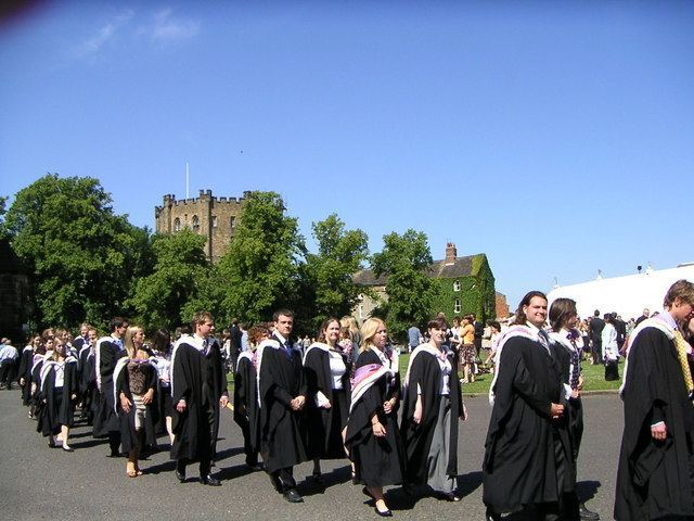 Academic dress of Durham University