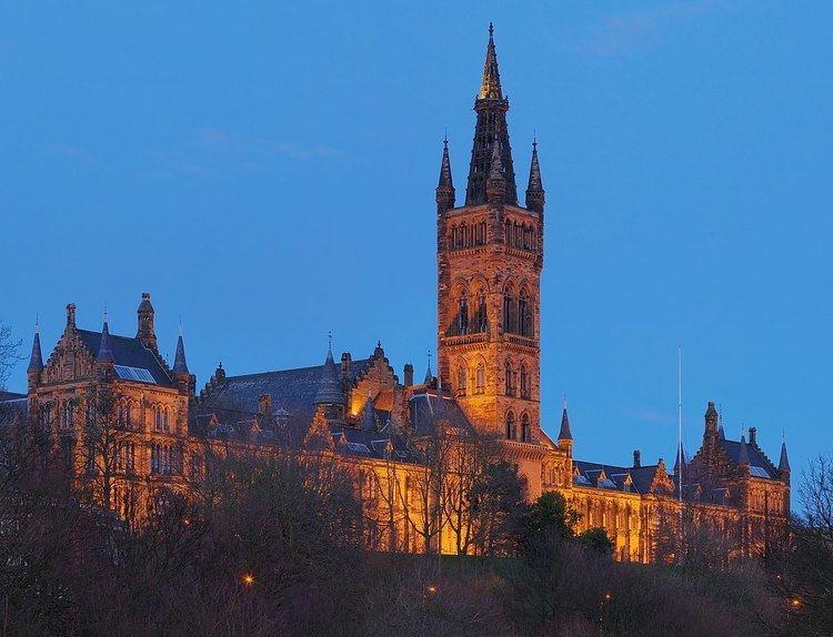 Academic dress of the University of Glasgow