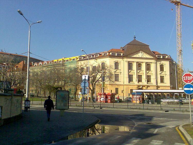 Academy of Performing Arts in Bratislava