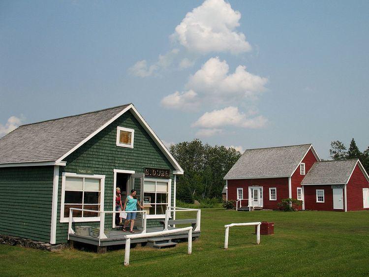 Acadian Village (Van Buren, Maine)