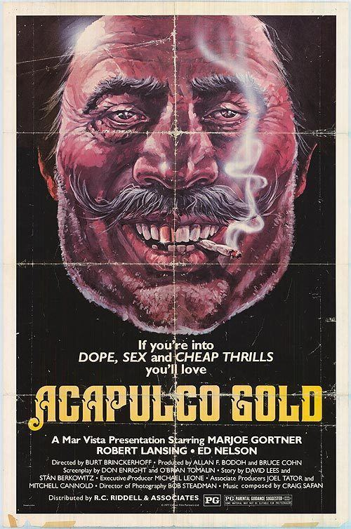 Acapulco Gold (film) Acapulco Gold movie posters at movie poster warehouse moviepostercom