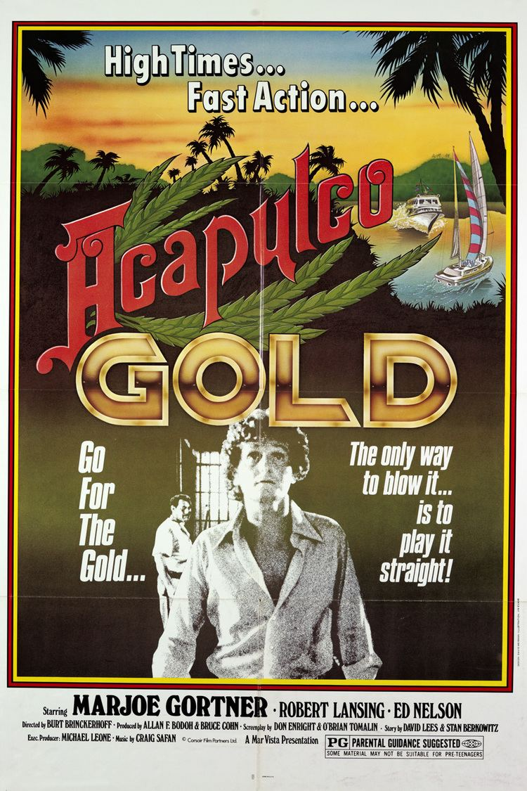 Acapulco Gold (film) wwwgstaticcomtvthumbmovieposters7677p7677p