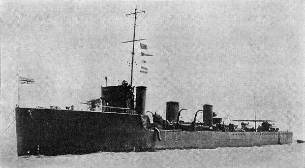 Acasta-class destroyer