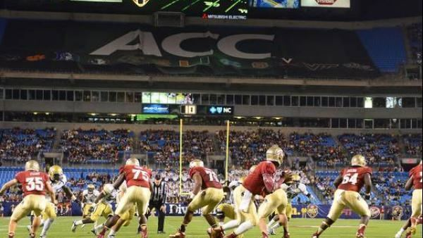 ACC Championship Game Would the ACC Leave Charlotte Southern Pigskin