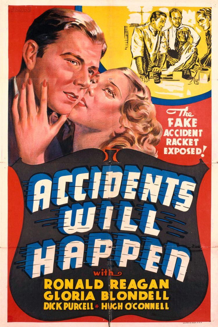 Accidents Will Happen (film) wwwgstaticcomtvthumbmovieposters45647p45647