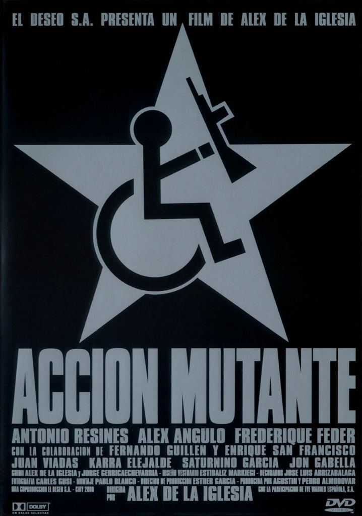 Acción mutante Accin mutante Watch full movies online Download movies online