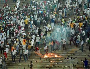 Accra Sports Stadium disaster Accra Sports Stadium disaster Me Firi Ghana