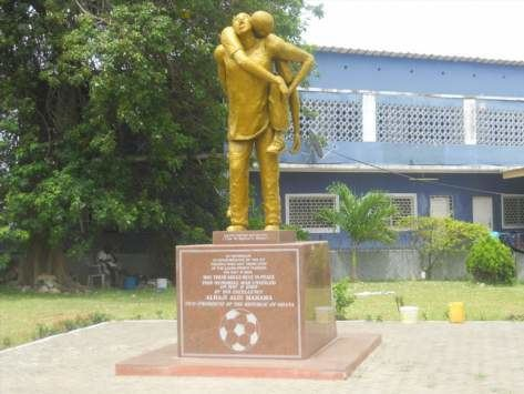 Accra Sports Stadium disaster May 9 2001 When the beautiful game became ugly in Ghana Goalcom
