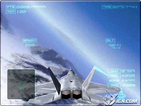 Ace Combat 04: Shattered Skies Ace Combat 4 Shattered Skies IGN