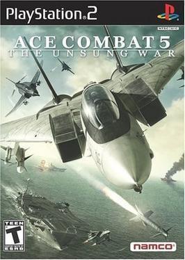Ace Combat 5: The Unsung War Ace Combat 5 The Unsung War Wikipedia