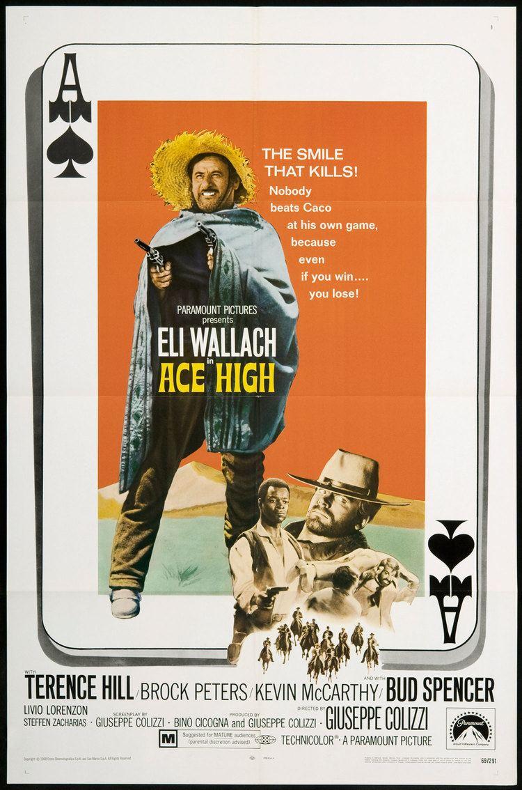 Ace High (1968 film) B Movie Nation Ace High 1968