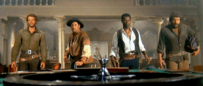 Ace High (1968 film) Ace High Review The Spaghetti Western Database