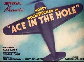 Ace in the Hole (1942 film) movie poster