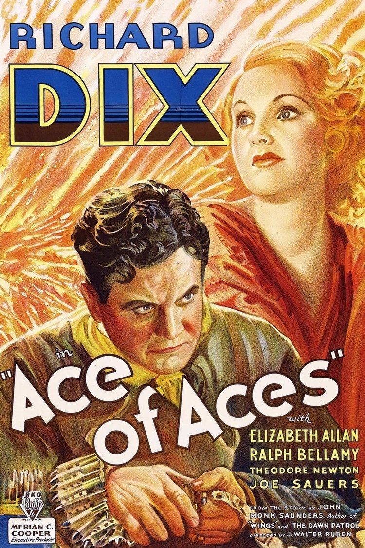 Ace of Aces (1933 film) wwwgstaticcomtvthumbmovieposters5966p5966p