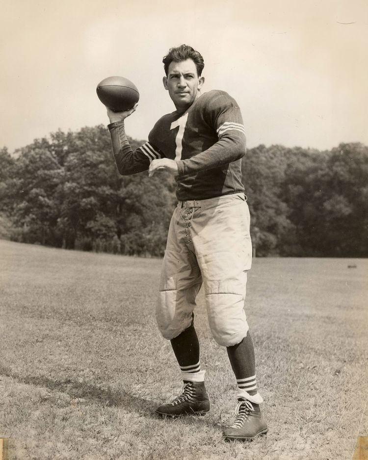 Ace Parker Clarence 39Ace39 Parker Oldest NFL Hall of Famer Dies at