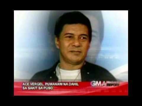 Ace Vergel ACE VERGEL my immortalityfor u idol ching YouTube