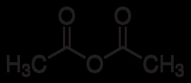 Acetic anhydride ACETIC ANHYDRIDE CAS 108247 02154680 MP Biomedicals
