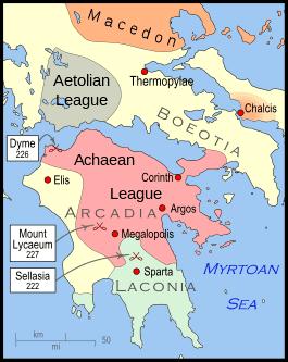 Achaean League Achaean League