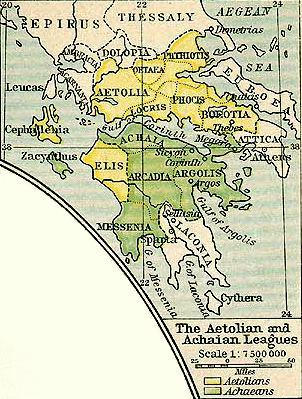 Achaean League Achaean League History Dictionary
