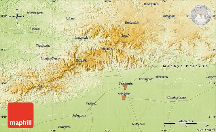Achalpur Beautiful Landscapes of Achalpur