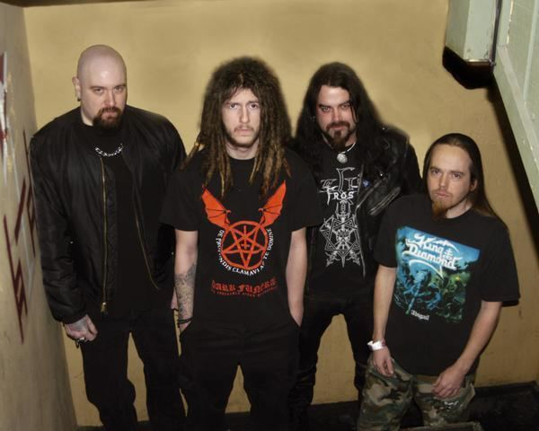 Acheron (band) Acheron to call it quitshtml The Gauntlet Heavy Metal News