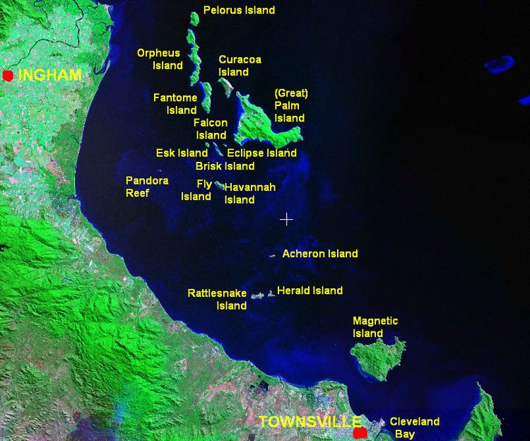 Acheron Island