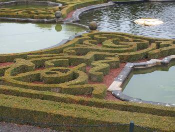 Achille Duchêne Achille Duchne Blenheim Parks and Gardens UK