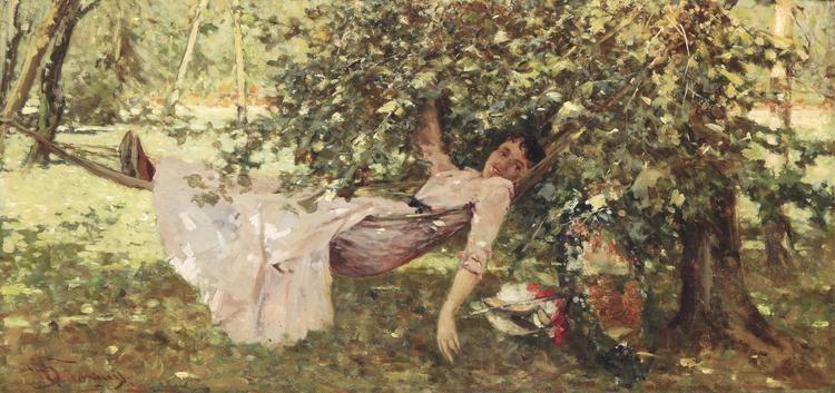 Achille Formis FileAchille Formis Befani Junge Frau im Schattenjpg Wikimedia