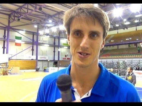 Achille Polonara Qualificazioni EuroBasket 2015 SvizzeraItalia 6580 intervista