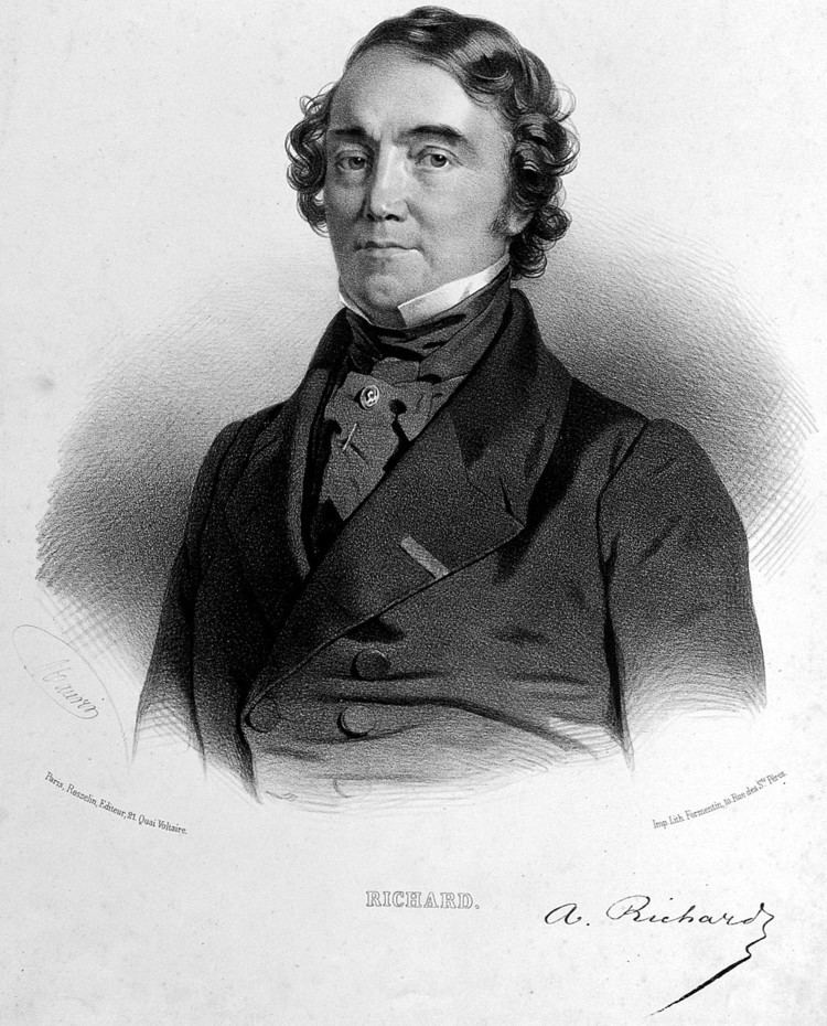 Achille Richard Achille Richard Wikipedia