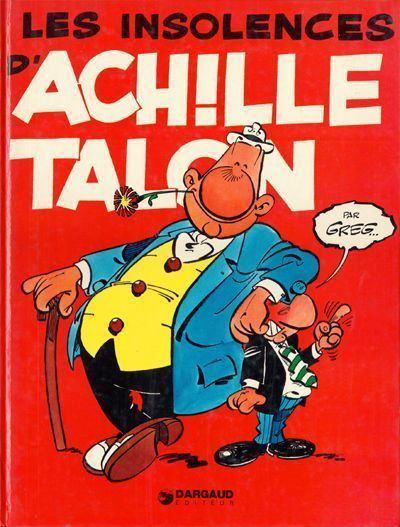 Achille Talon Achille Talon BD informations cotes