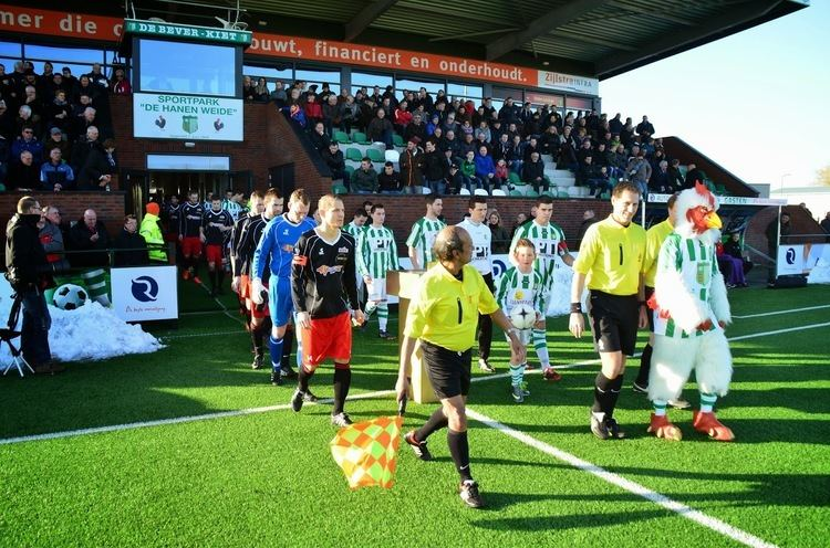 Achilles Veen Extreme Football Tourism NETHERLANDS vv Achilles Veen 2013