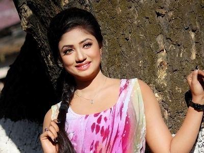 Achol Bangladeshi Film Actress Hasnahena Akhi Achol Film Star