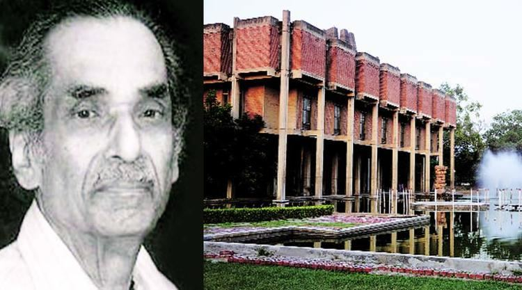 Achyut Kanvinde Remembering a Master Builder The Indian Express