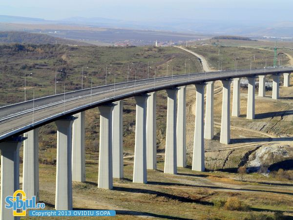 Aciliu Viaduct wwwsibiulrogaleriepozesibiu2autostradaa1o
