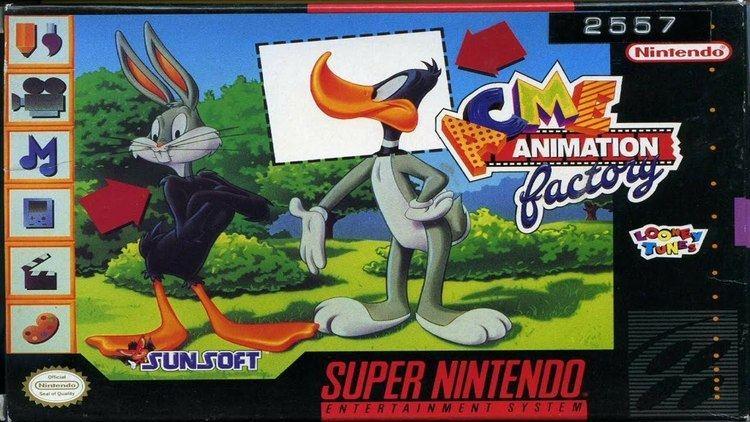 Acme Animation Factory ACME Animation Factory SNES Gameplay YouTube