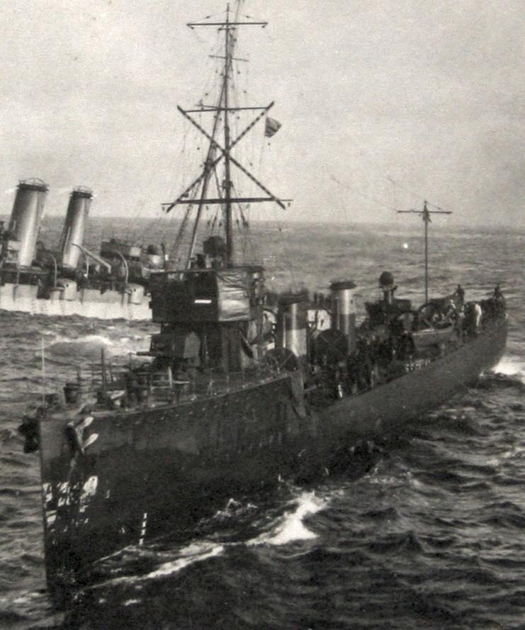 Acorn-class destroyer