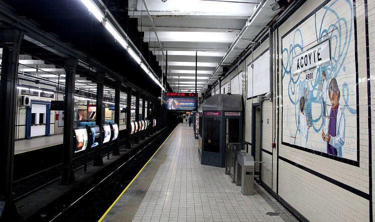 Acoyte (Buenos Aires Underground)