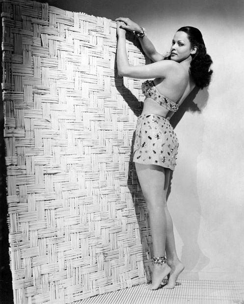 Acquanetta Acquanetta 1940s actress by slr1238 Glamorous women Pinterest