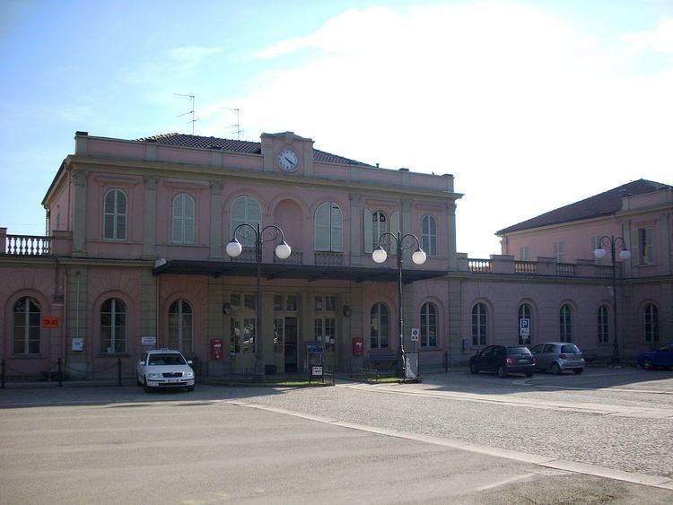 Acqui Terme railway station