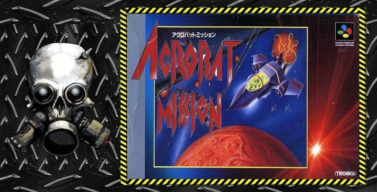 Acrobat Mission ACROBAT MISSION MUITO FCIL DE ZERAR YouTube