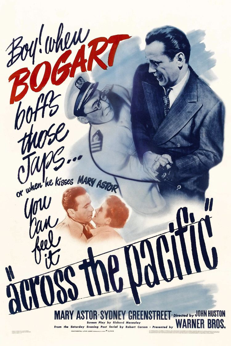 Across the Pacific wwwgstaticcomtvthumbmovieposters10359p10359