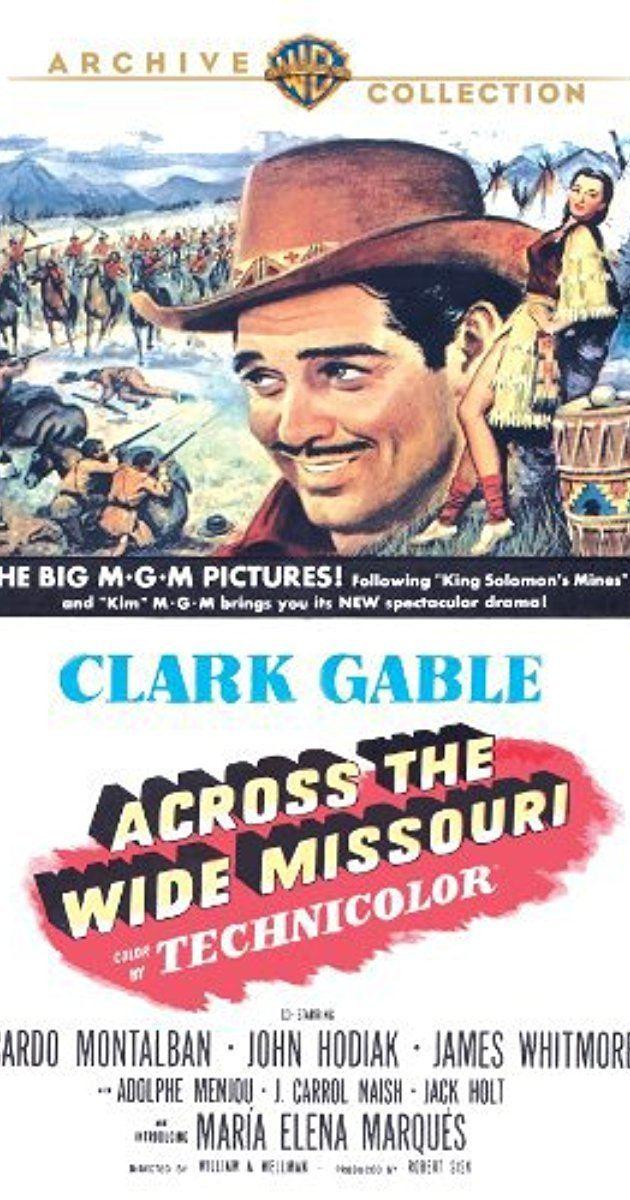 Across the Wide Missouri (film) Across the Wide Missouri 1951 IMDb