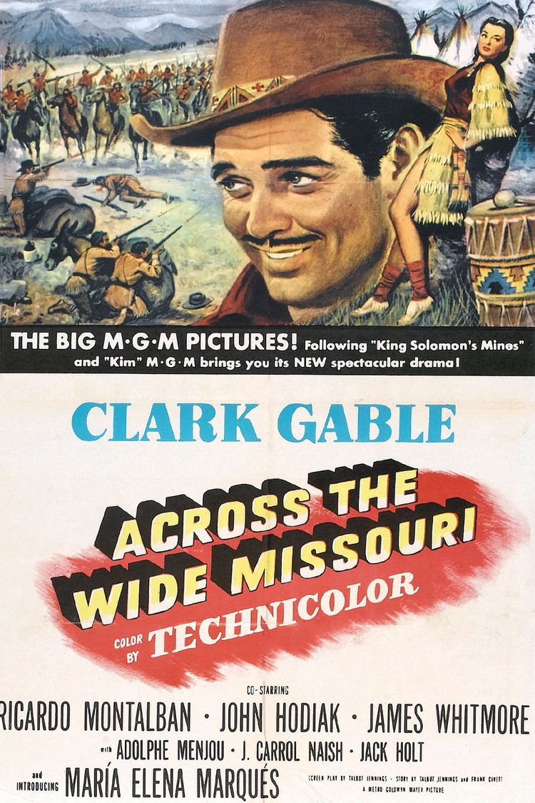 Across the Wide Missouri (film) wwwgstaticcomtvthumbmovieposters2136p2136p