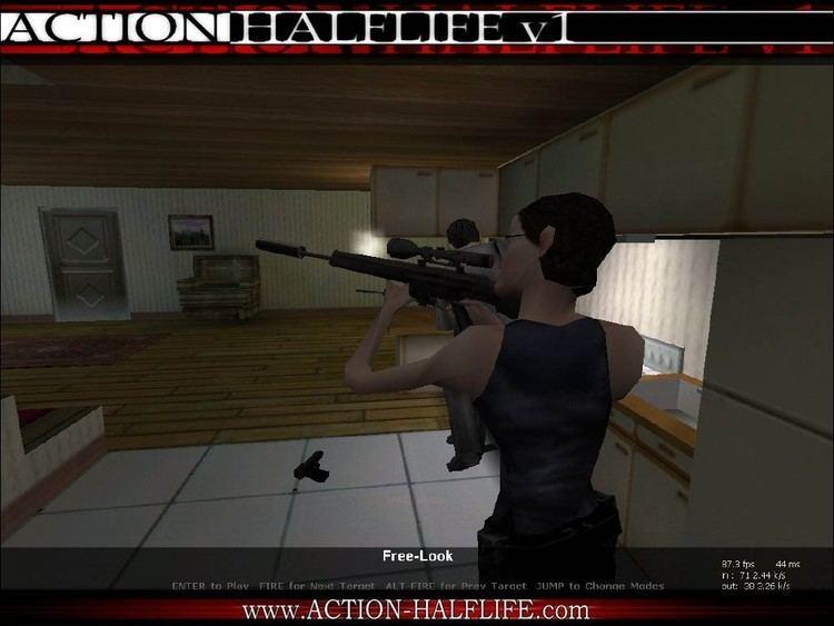 Action Half Life - Alchetron, The Free Social Encyclopedia