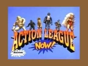 Action League Now! Action League NOW Western Animation TV Tropes